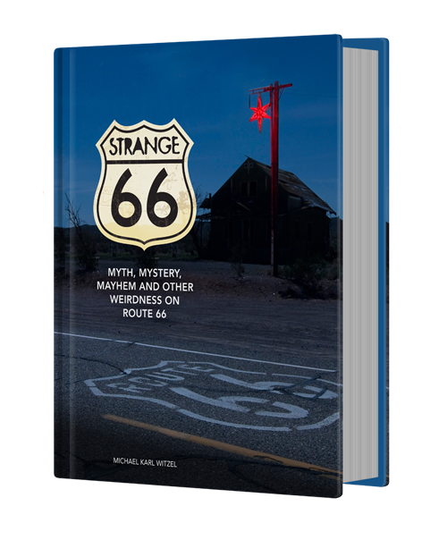 Strange 66 Book