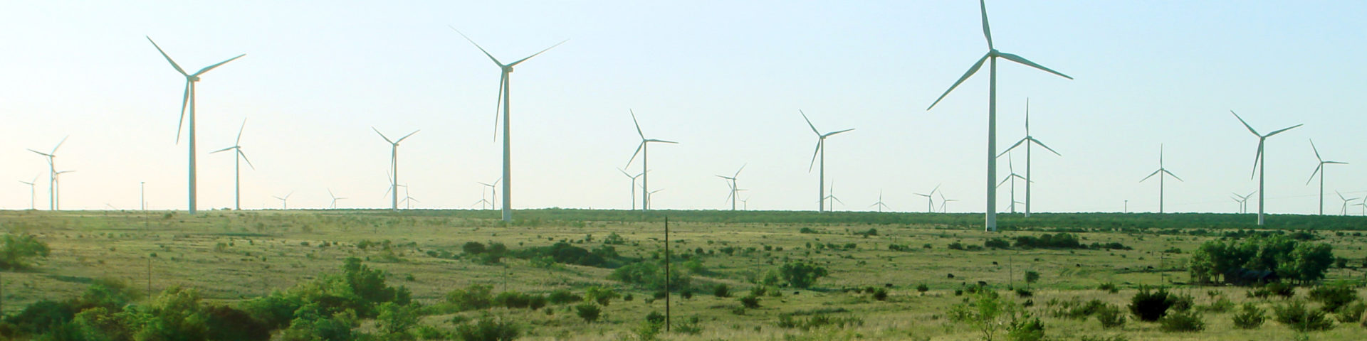 Sweetwater Texas Wind Farm