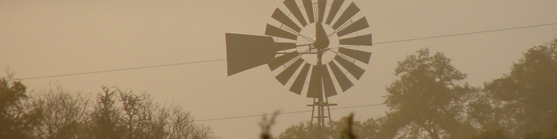 Hill Country Windmill